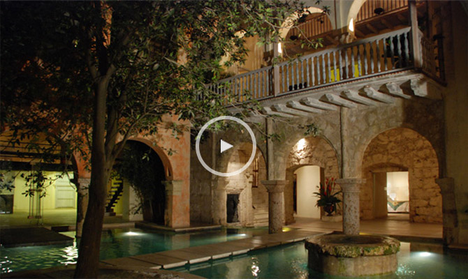 Casa pombo apartamento hist rico cartagena - Restauracion de casas ...